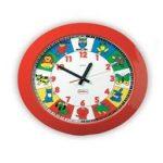 Skoletavle, staffeli og ur m.m (1,9)