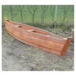 træ kano
