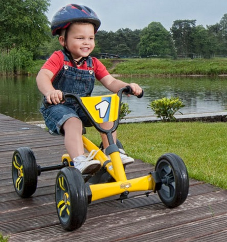 go-cart pedal