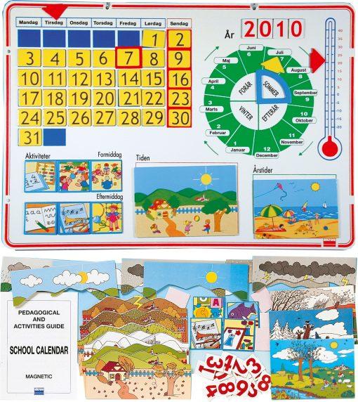 skole kalender