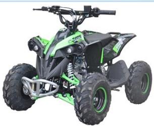 ATV 70cc 7-12 år