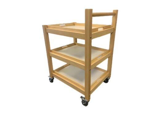rullebord med bakker
