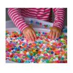 Mix farver vand perler