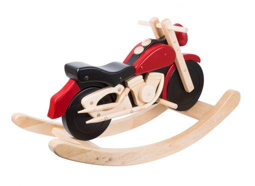 Motorcykel gyngehest til udvikling.