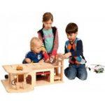 Legetøj, bondegård, borge, huler m.m (3,0)