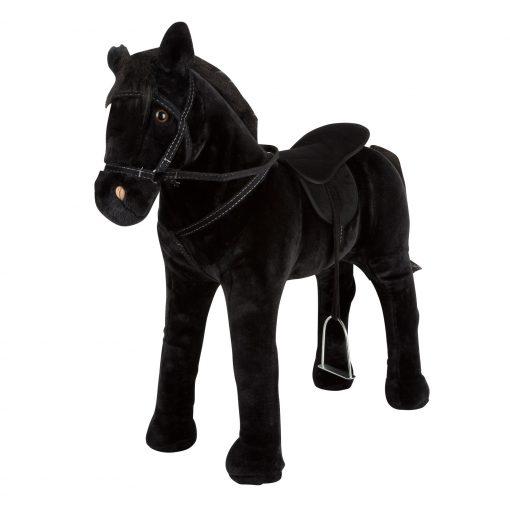 hest med lyd