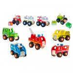 træ legetøj biler