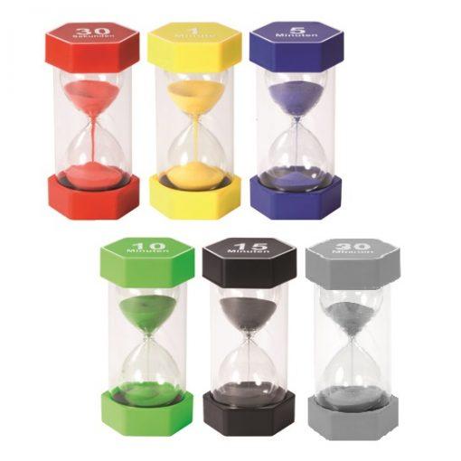 Mega timeglas sæt