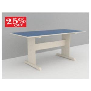 bord med linoleum