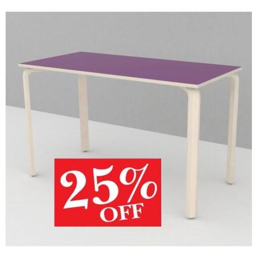 bord med laminat