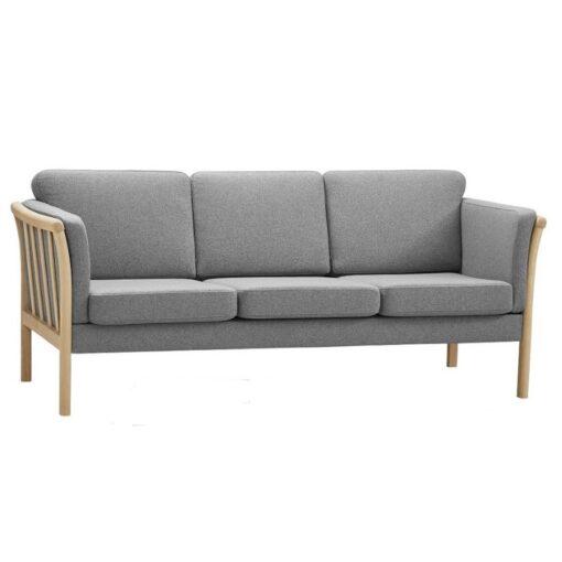 3 pers. sofa stof