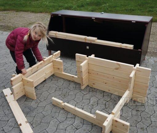 Box til byggebrædder