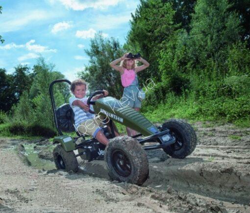 Jeep gokart